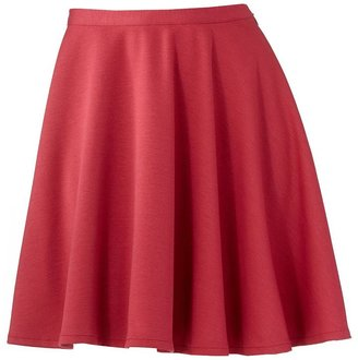 Lauren Conrad ponte circle skirt