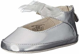 Stuart Weitzman Layette Nantucket Flat (Infant/Toddler)