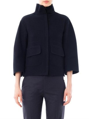 Jil Sander Double pocket wool jacket