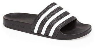 Women's Adidas 'Adilette' Slide Sandal $44.95 thestylecure.com