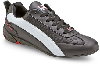 Phat Farm Men's Sprint Black/White/Red Athletic Shoe