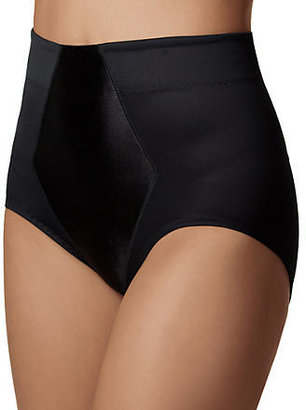 Flexees Easy-up Easy-down Firm Control Brief Plus Size