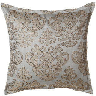 "Isabella Collection by Kathy Fielder Maze Pillow, 20""Sq."