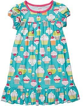 Carter's Cupcake Gown - Girls 2t-5t