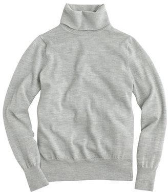 J.Crew Merino wool turtleneck sweater