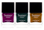 Butter London Sparkle, Sparkle Holiday Lacquer Collection - Shambolic, Jack the Lad, Scuppered