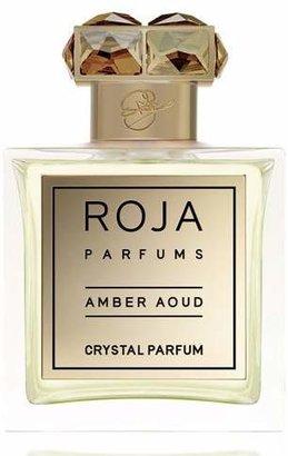 BKR Roja Parfums Amber Aoud Crystal Parfum, 3.4 oz./ 100 ml