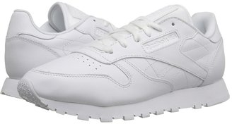 Reebok Lifestyle - CL Leather CTM R13 Women's Lace up casual Shoes $60 thestylecure.com