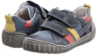 Naturino Nat Kip SP12 (Toddler/Youth) (Blue Multi) - Footwear