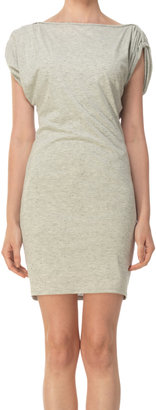 Max Studio Double-Knit Dress