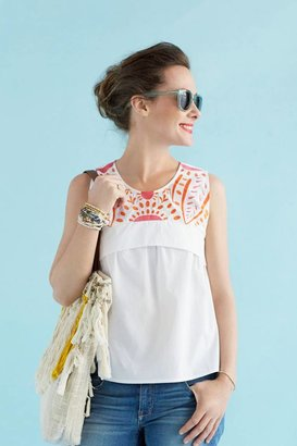 Anthropologie Daisy Top