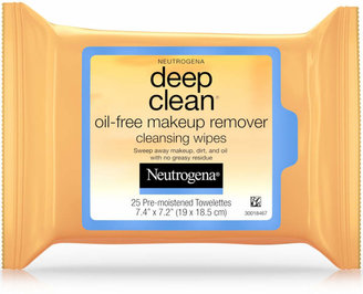 Neutrogena Deep Clean Makeup Remover Wipes