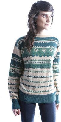 Zia Vintage '60s Southwest Sweater