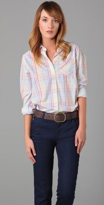 MiH Jeans Classic Button Down Shirt
