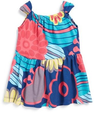 Tea Collection 'Mod Gypsy' Twirl Top (Baby Girls)