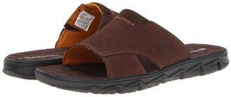 Rockport Rocsports Lite Summer Slide (Dark Brown) - Footwear