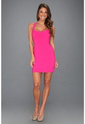 Type Z Skyler Cutout Dress (Magenta) - Apparel