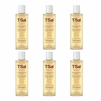 Neutrogena T/SAL Therapeutic Shampoo for Scalp Build-Up Control with Salicylic Acid