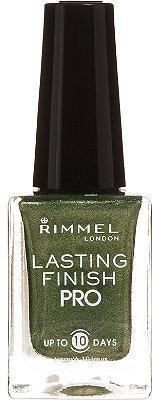 Rimmel Lasting Finish Professional Nail Polish