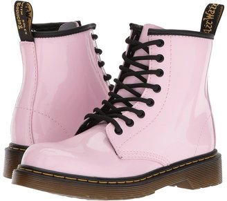 Dr. Martens Kid's Collection - Delaney Lace Boot Girls Shoes $75 thestylecure.com