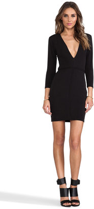 Bec & Bridge BEC&BRIDGE Imperial Deep V Dress