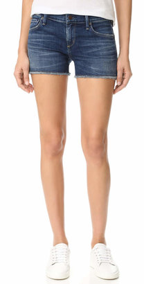 Citizens of Humanity Ava Cutoff Shorts $167 thestylecure.com