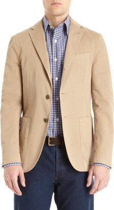 Barneys New York Two Button Sportcoat