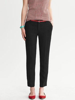 Banana Republic Martin Fit Crepe Ankle Pant