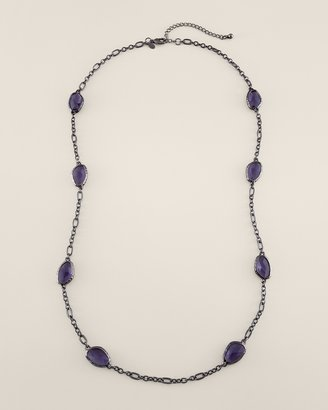 Chico's Amy Long Necklace