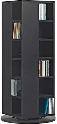 Christian Dior Argos Home Twister and DVD Media Storage - Black