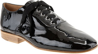 Marc by Marc Jacobs Patent Oxford - Black