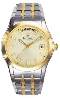 Bulova Men's Two-Tone Watch