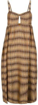 Dries Van Noten 'Sand' dress