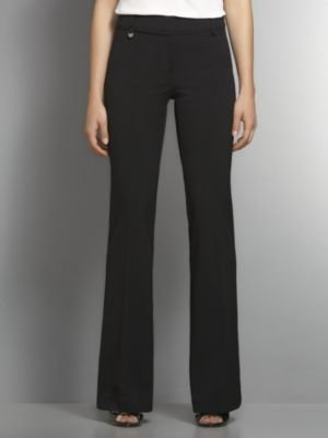 New York & Co. The Crosby Street Double Stretch Tailored Flare Pant
