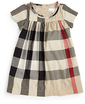 Burberry Toddler's Classic Check Dress