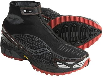 Saucony ProGrid Razor Trail Running Shoes - Waterproof (For Women)