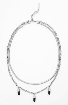 Vince Camuto 'Bullet Proof' Multistrand Necklace