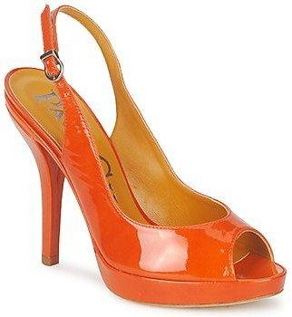 Paco Gil STAR FIZO women's Sandals in Orange