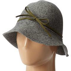Hat Attack Traveler Crusher w/ Sueded Ties