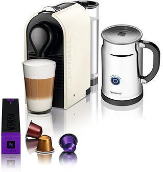 Nespresso C50/D50 Espresso Maker, U Bundle