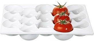 JCPenney ASA White Rectangular Serving Dish