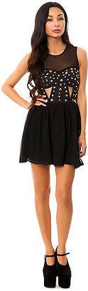 Reverse The Garter Dress