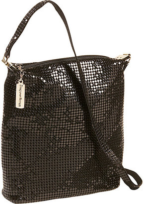 Whiting & Davis Whiting and Davis Small Hobo With Mesh Strap