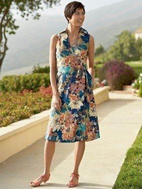 Pendleton Minerva Faux-wrap Dress