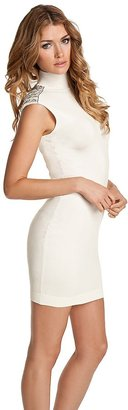 GUESS by Marciano Sienna Embellished Sweater Dress