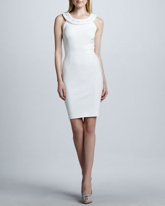 Erin Fetherston Erin by Braided-Neck Dress