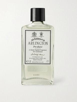 D.R. Harris Arlington Pre-Shave Lotion, 100ml