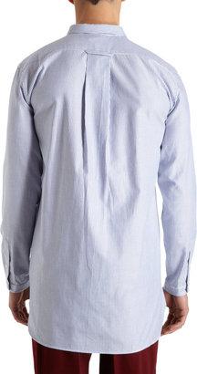 Carven Striped Dress Shirt