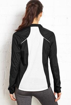 Forever 21 Outside Running Jacket