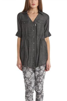 Nicholas K Barron Shirt in Black